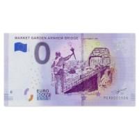 Billet zéro-euro « Market Garden »