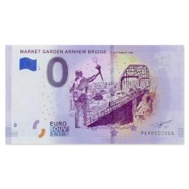 "Nul-Euro Biljet ""Market Garden"""