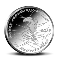 Jaap Eden Vijfje 2019 BU-kwaliteit in coincard