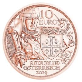 """Oostenrijk 10 Euro """"Avontuur"""" 2019"""