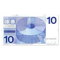"""10 Gulden """"Frans Hals"""" 1968 UNC"""