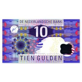 """10 Gulden """"IJsvogel"""" 1997 UNC"""