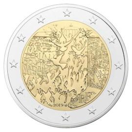 "Frankrijk 2 Euro ""Berlijnse Muur"" 2019"