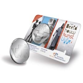 5 Euro 2012 Beeldhouwkunst UNC Coincard