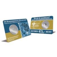5 Euro 2004 Koninkrijksmunt UNC Coincard