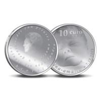 10 Euro 2004 Geboortemunt Proof