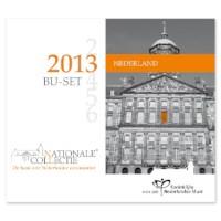Nationale jaarset Nederland 2013 BU