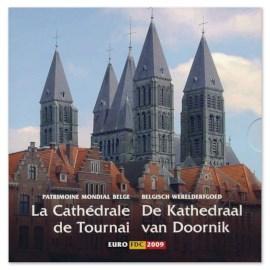België FDC Set 2009