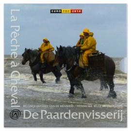 "België FDC Set ""Paardenvissers"" 2014"