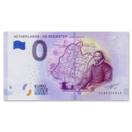 "0 Euro Biljet ""Beemster"""