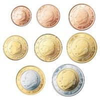 Belgium UNC Set 2004