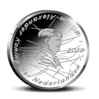 Jaap Eden Silver Commemorative Set
