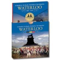 Belgique Set FDC « Waterloo » 2015