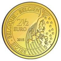 "Belgium FDC Set ""Waterloo"" 2015"