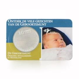 10 Euro 2004 Geboortemunt UNC Coincard