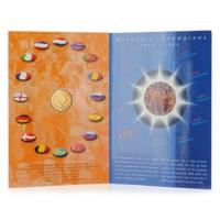 5 Gulden EK 2000 FDC