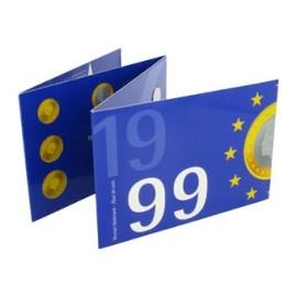 Jaarset Nederland guldenmunten 1999 FDC