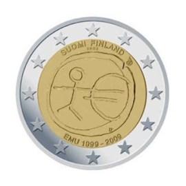 "Finland 2 Euro ""10 Jaar EMU"" 2009"