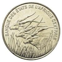 Centraal Afrikaanse Staten UNC Set 2003