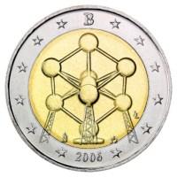 """België 2 Euro """"Atomium"""" 2006"""