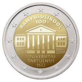 "Estland 2 Euro ""Universiteit"" 2019"