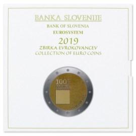 Slovenië BU Set 2019