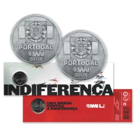 "Portugal 1,5 Euro ""AMI"" 2008"