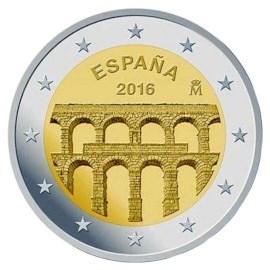 "Spanje 2 Euro ""Segovia"" 2016"