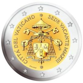 """Vaticaan 2 Euro """"Sede Vacante"""" 2013"""