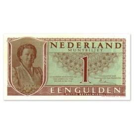 """1 Gulden """"Juliana"""" 1949 PR"""
