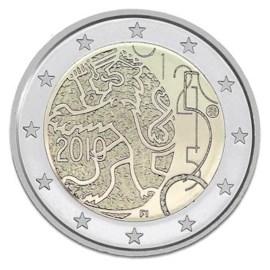 "Finland 2 Euro ""Finse Munt"" 2010"