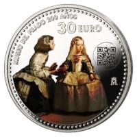 "Spain 30 Euro ""Prado"" 2019"