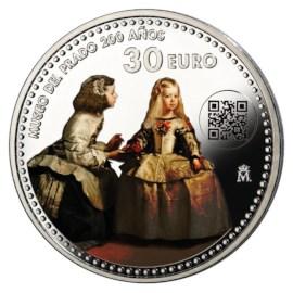 "Spanje 30 Euro ""Prado"" 2019"