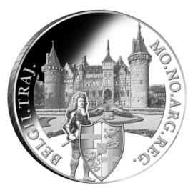 """Silver Ducat """"De Haar Castle"""" 2020"""