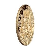 Officiële Herslag: Dukaton Goud 2 Ounce - Koninklijke Tichelaar editie