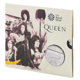 """Groot-Brittannië £5 """"Queen"""" 2020"""
