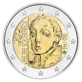 "Finland 2 Euro ""Schjerfbeck"" 2012"