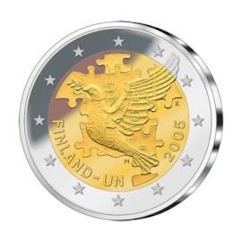 """Finland 2 Euro """"VN"""" 2005"""