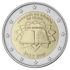 "Ierland 2 Euro ""Rome"" 2007"