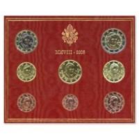 Vatican BU Set 2008