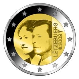 "Luxemburg 2 Euro ""Charlotte"" 2009"