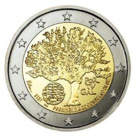 "Portugal 2 Euro ""EU Voorzitter"" 2007"