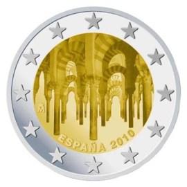 """Spanje 2 Euro """"Cordoba"""" 2010"""