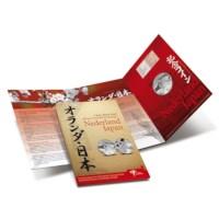 5 Euro 2009 400 jaar Nederland-Japan Proof