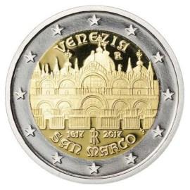"""Italië 2 Euro """"Venetië"""" 2017"""