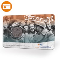 75 Years of Liberation 2020 in coincard