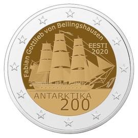 "Estland 2 Euro ""Antarctica"" 2020"