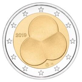 "Finland 2 Euro ""Grondwet"" 2019"