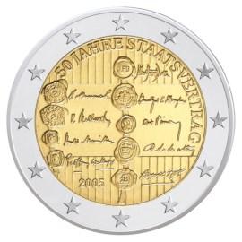 """Oostenrijk 2 Euro """"Staatsverdrag"""" 2005"""