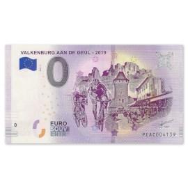 """Nul-Euro Biljet """"Valkenburg"""""""